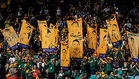 International Women's Friendly Matchs 2019 / <br /> Cup of Nations Tournament 2019 - <br /> Australia v New Zealand 2-0 ( Leichhardt Oval Stadium - Sidney,Australia ) - <br /> Supporters of Australia