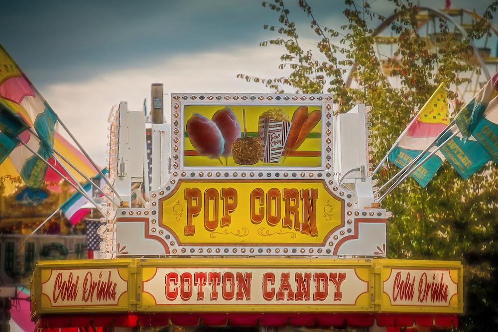 Evergreen State Fair, Monroe, Washington