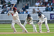 Marcus Trescothick of Somerset batting during the Specsavers County Champ Div 1 match between Somerset County Cricket Club and Middlesex County Cricket Club at the Cooper Associates County Ground, Taunton, United Kingdom on 26 September 2017. Photo by Graham Hunt.