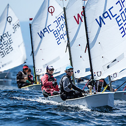 2015 OPTIMIST NATIONAL TEAM SELECTION OP級ナショナルチーム選考