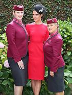 Former Miss World Australia, Erin Holland, Ambassador of Qatar Airways