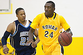 Rowan Mens Basketball vs Immaculata University - 17 November 2010