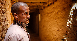Portrait of a Berber man in a remote village in southern Morocco, North Africa<br /> <br /> (c) Andrew Wilson | Edinburgh Elite media