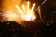 Mannheim. 29.07.17 | ID 050 |<br /> Maimarktgel&auml;nde. Pyrogames. Feuerwerker in vier Teams z&uuml;nden ihre Feuerwerkchoreografien ab und lassen sich vom Publikum bewerten. <br /> <br /> Bild: Markus Pro&szlig;witz 29JUL17 / masterpress