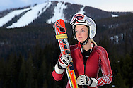 06 FEB 2009: Ida Dillingoeen of the University of Denver during the DU Invitational Ski Competition at Winter Park Resort in Winter Park, CO. ©2009 Brett Wilhelm