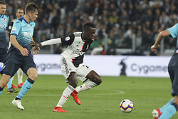 May 19, 2019 - Turin, Piedmont, Italy - Blaise Matuidi (Juventus FC)  during the Serie A football match between Juventus FC and Atalanta BC at Allianz Stadium on May 19, 2019 in Turin, Italy. (Credit Image: © Massimiliano Ferraro/NurPhoto via ZUMA Press)