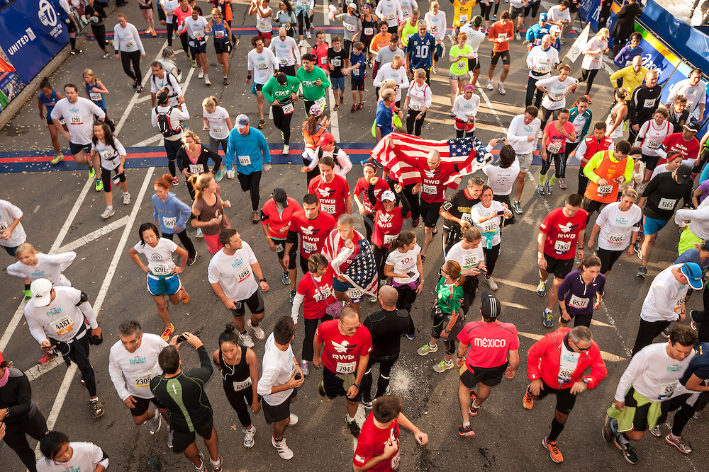 NYRR Dash to the Finish Line 5K road race: