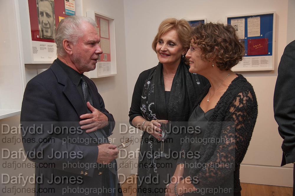 DAVID GOLD; LADY LEVENE; ABIGAIL MORRIS, Four Four Jew: Football, Fans and Faith. Jewish Museum, London. 9 October 2013
