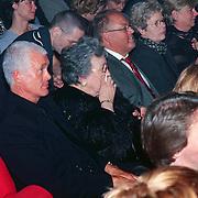 Gala van het Nederlandse lied, moeder Joop Braakhekke Loek huilend