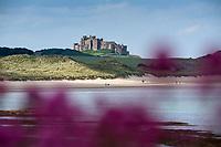 Lindisfarne Castle; England