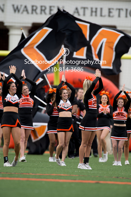 2015 Campbell University Football vs Drake
