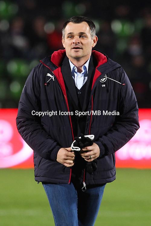 Willy SAGNOL - 03.12.2014 - Metz / Bordeaux - 16eme journee de Ligue 1 -<br />Photo : Fred Marvaux / Icon Sport