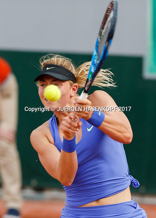 CARINA WITTHOEFT (GER)<br /> <br /> Tennis - French Open 2017 - Grand Slam ATP / WTA -  Roland Garros - Paris -  - France  - 29 May 2017.