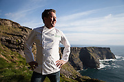 Chef Shane McMahon in Ireland. Please Credit : Photograph by Eamon Ward