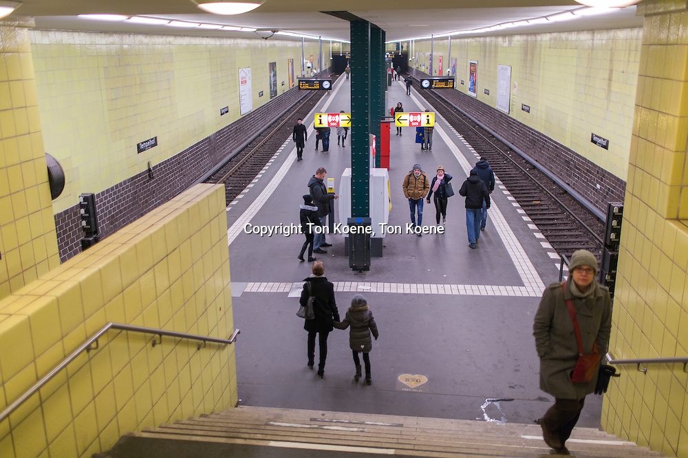 Public transport Berlin, Germany