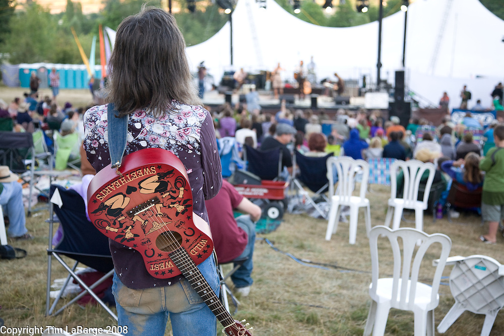 Pickathon - The indie roots music festival held each year at Pendarvis Farm near Portland, Oregon.