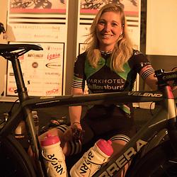 16-02-2018: Wielrennen: teampresentatie Parkhotel: Valkenburg<br />Ilona Hoeksma
