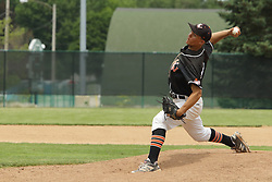 02 June 2018:   O'Fallon Panthers v Normal West Wildcats at Illinois Wesleyan University's Jack Horenberger Field for the IHSA 4 A Baseball Sectional in Bloomington Illinois