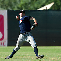 Baseball - MLB Academy - Tirrenia (Italy) - 19/08/2009 - Lars Molenaar (Netherlands)