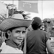 NI—OS DE PORAI - Homenaje a Mariano Diaz.Photography by Aaron Sosa.Zuata, Estado Aragua - Venezuela 2004.(Copyright © Aaron Sosa)