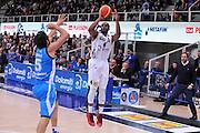 Trento 23 Dicembre 2015 - Campionato Basket Lega A Dolomiti Energia Trentino vs Betaland Capo d'Orlando - Foto Ciamillo<br /> Nella Foto : sanders