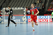 Sander Sagosen (Norway) during the EHF 2018 Men's European Championship, 2nd Round, Handball match between Serbia and Norway on January 18, 2018 at the Arena in Zagreb, Croatia - Photo Laurent Lairys / ProSportsImages / DPPI