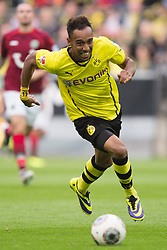 19.10.2013, Signal Iduna Park, Dortmund, GER, 1. FBL, GER, 1. FBL, Borussia Dortmund vs Hannover 96, 9. Runde, im Bild Pierre-Emerick Aubameyang (#17 Dortmund) // during the German Bundesliga 9th round match between Borussia Dortmund and Hannover 96 Signal Iduna Park in Dortmund, Germany on 2013/10/19. EXPA Pictures &copy; 2013, PhotoCredit: EXPA/ Eibner-Pressefoto/ Kurth<br /> <br /> *****ATTENTION - OUT of GER*****