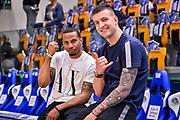 Curtis Jerrells, Alen Omic<br /> Banco di Sardegna Dinamo Sassari - AX Armani Exchange Olimpia Milano<br /> LBA Serie A Postemobile 2018-2019 Playoff Semifinale Gara 3<br /> Sassari, 02/06/2019<br /> Foto L.Canu / Ciamillo-Castoria