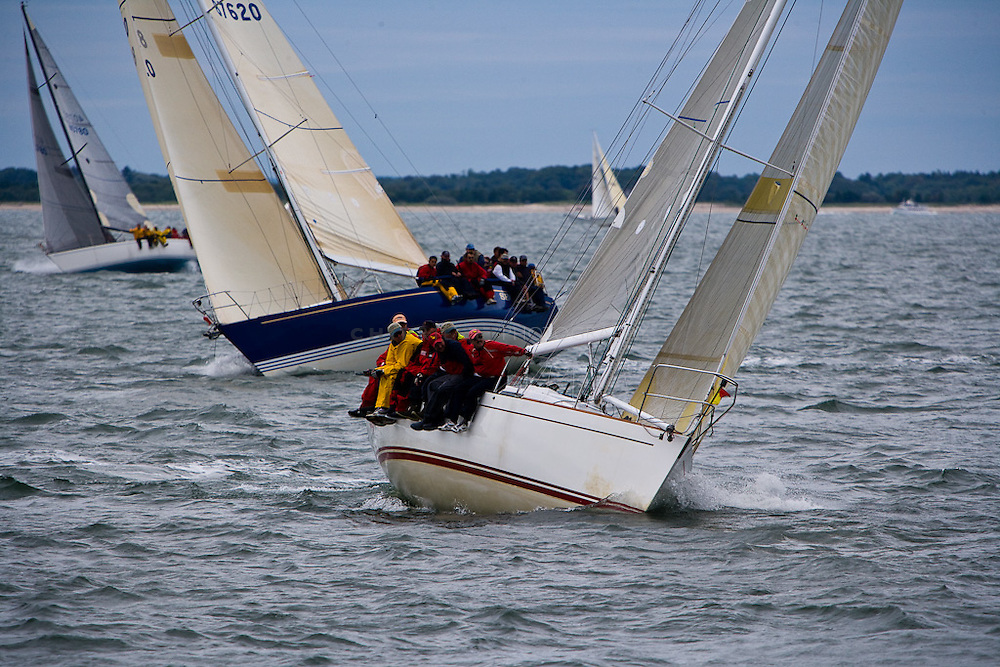 Off Soundings Club 2008 Fall Series Regatta