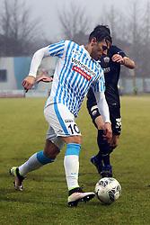 SERGIO FLOCCARI<br /> CALCIO SPAL - ASCOLI