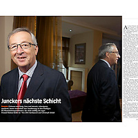 July 2014 - European leaders in Brussels have nominated Jean-Claude Juncker, the former prime minister of Luxembourg, to be the next president of the European Commission.<br />