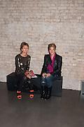 TIGGY MACONOCHIE; TRACEY EMIN, Swarovski Whitechapel Gallery Art Plus Opera,  An evening of art and opera raising funds for the Whitechapel Education programme. Whitechapel Gallery. 77-82 Whitechapel High St. London E1 3BQ. 15 March 2012