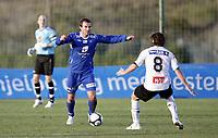Fotball, 1. mars 2010 , Privatkamp , La Manga<br /> Hønefoss - Haugesund 01,<br /> <br /> Trygve Nygaard  , Haugesund