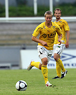 23.07.2010, Stadion, Lahti..Veikkausliiga 2010, FC Lahti - Kuopion Palloseura..Atte Hoivala - KuPS.©Juha Tamminen.