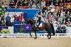 Langehanenberg Helen, GER, Damsey FRH<br /> LONGINES FEI World Cup™ Finals Gothenburg 2019<br /> © Hippo Foto - Dirk Caremans<br /> 06/04/2019