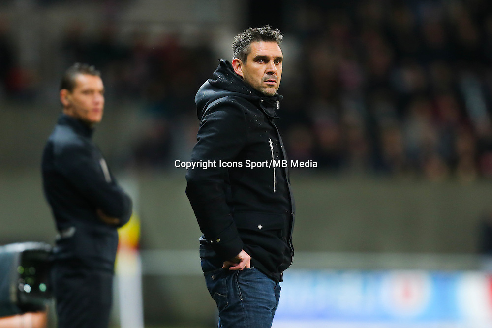 Jocelyn GOURVENNEC  - 03.12.2014 - Guingamp / Caen - 16eme journee de Ligue 1 <br /> Photo : Vincent Michel / Icon Sport
