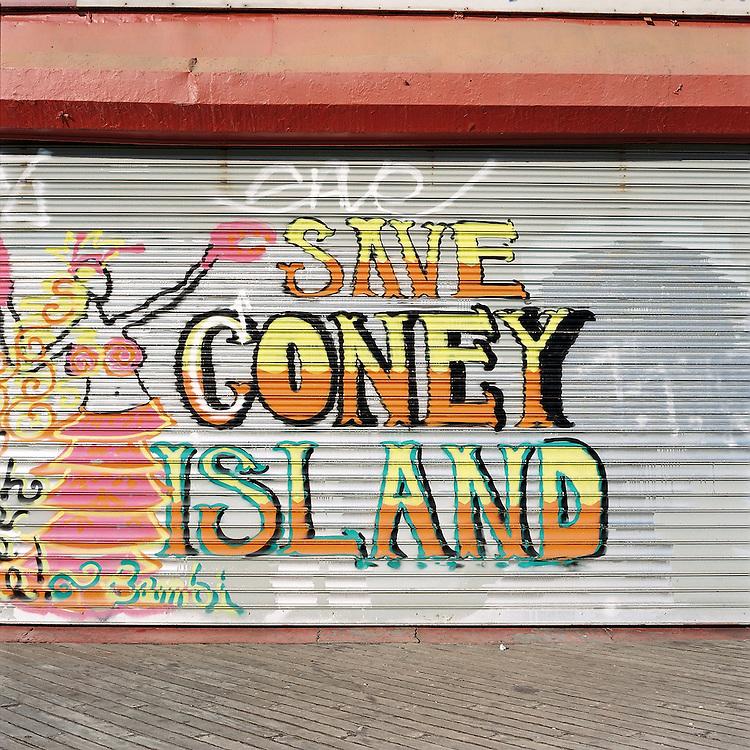Coney Island. January 30, 2011.