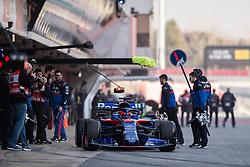 February 18, 2019 - Montmelo, BARCELONA, Spain - Circuit de Barcelona Catalunya, BARCELONA, 18 of february 2019. (Credit Image: © AFP7 via ZUMA Wire)
