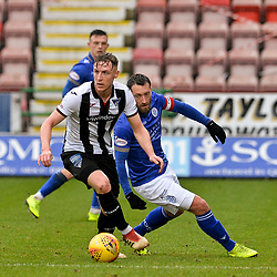 Dunfermline v Queen of the South, Scottish Championship, 2 March 2019