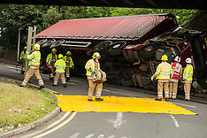 Accident Old Dalkeith Road | Edinburgh | 18 Jun 2014