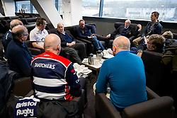 Golden Memories programme - Rogan Thomson/JMP - 26/02/2017 - RUGBY UNION - Ashton Gate Stadium - Bristol, England - Bristol Rugby v Bath - Aviva Premiership.
