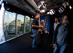 London: Jacksonville Jaguars Live NFL Draft broadcast - 29 April 2017