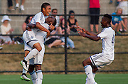 08 July 2015: USSDA (U16) - Playoff Action during a game between Georgia United U-16 and the Vancouver Whitecaps FC U16 held at Terry Fox Field, Simon Fraser University, Burnaby British Columbia, British Columbia.  ****(Photo by Bob Frid - Vancouver Whitecaps FC) All Rights Reserved