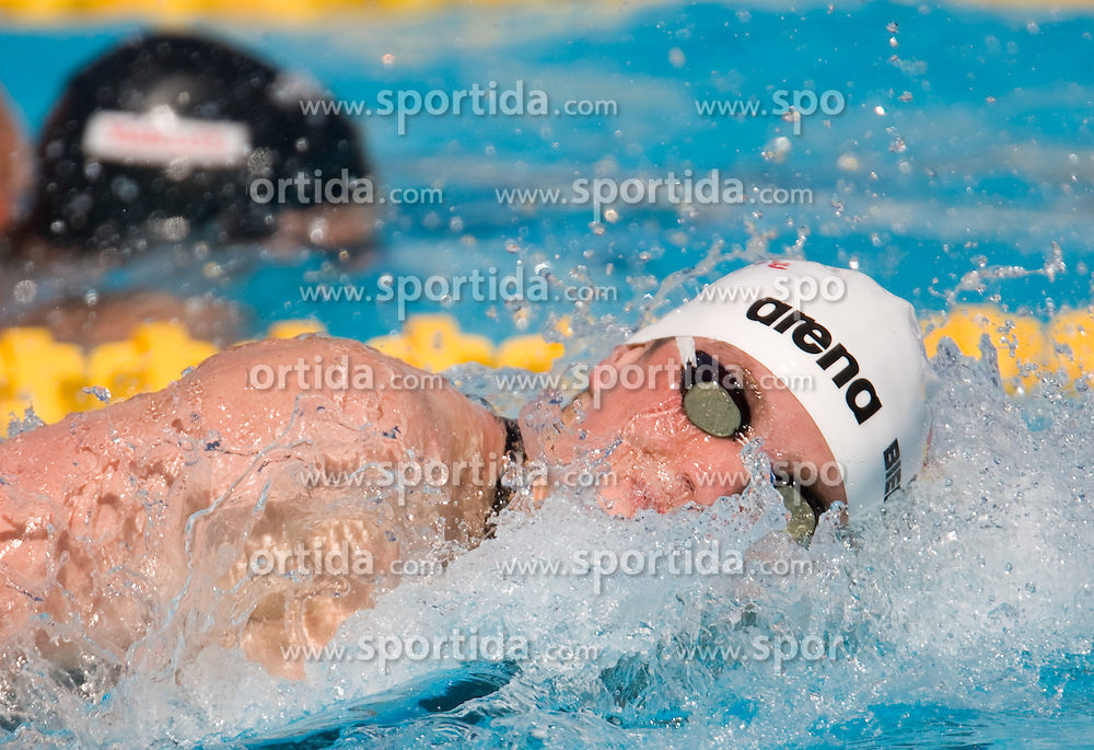 Paul Biedermann of Germany competes in the Men's 200m Freestyle Heats during the 13th FINA World Championships Roma 2009, on July 27, 2009, at the Stadio del Nuoto,  in Foro Italico, Rome, Italy. (Photo by Vid Ponikvar / Sportida)