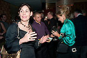 MARCHIONESS OF NORMANBY;MAYA VON SCHONBURG, Launch of Nicky Haslam's book Redeeming Features. Aqua Nueva. 5th floor. 240 Regent St. London W1.  5 November 2009.  *** Local Caption *** -DO NOT ARCHIVE-© Copyright Photograph by Dafydd Jones. 248 Clapham Rd. London SW9 0PZ. Tel 0207 820 0771. www.dafjones.com.<br /> MARCHIONESS OF NORMANBY;MAYA VON SCHONBURG, Launch of Nicky Haslam's book Redeeming Features. Aqua Nueva. 5th floor. 240 Regent St. London W1.  5 November 2009.