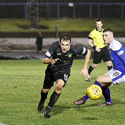 Cowdenbeath v Allbion Rovers, Scottish League Two, 19 February 2019
