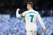 FOOTBALL - SPANISH CHAMP - REAL MADRID v ALAVES 240218