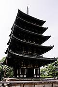 Kofukuji Temple.
