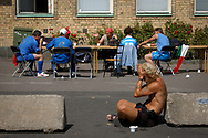Homeless World Cup, Gothenburg.