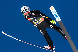 Sebastian Colloredo (ITA) during the Qualification round of the Ski Flying Hill Individual Competition at Day 1 of FIS Ski Jumping World Cup Final 2019, on March 21, 2019 in Planica, Slovenia. Photo by Matic Ritonja / Sportida